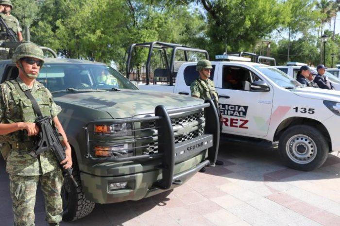 En Juárez los uniformados se reportan listos para Semana Santa