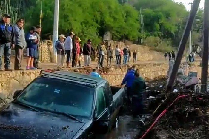 Tragedia en Armadillo de los Infantes SLP, deja al menos cuatro muertos