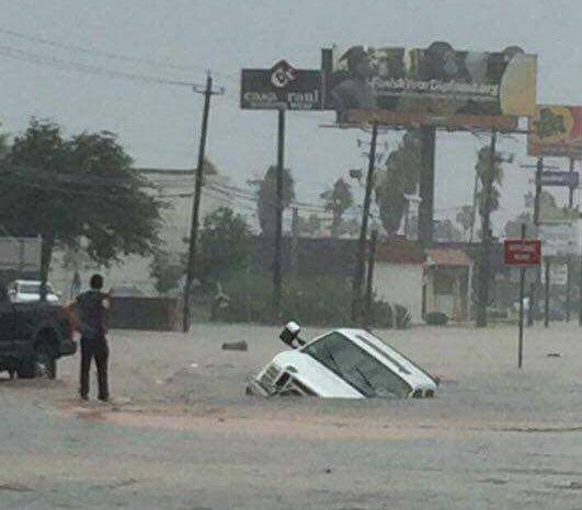 Se pronostican fuertes lluvias para Coahuila, Nuevo León, Tamaulipas, Tabasco y Chiapas