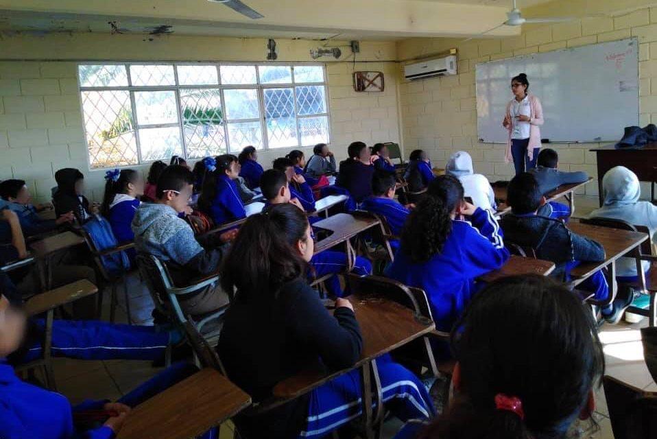 Plantea Estado reanudar clases presenciales durante el mes de mayo