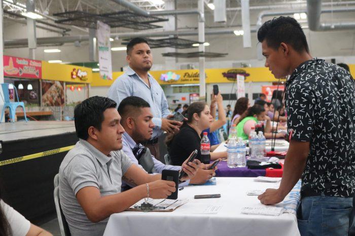 Llevan feria laboral a Guadalupe y ofertan más de 4 mil vacantes