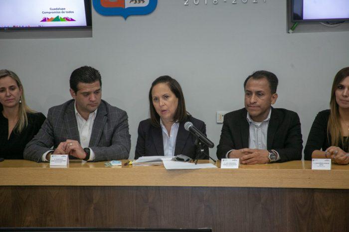 Propone Cristina Díaz creación de Fondo Rehabilitación de Pavimentos