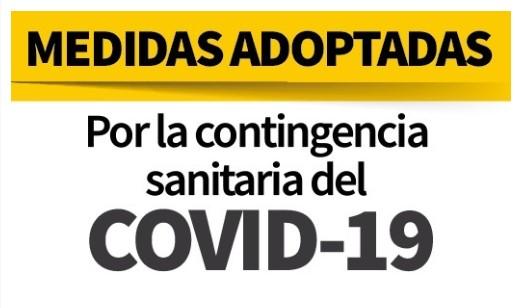 Extiende CEE al 15 de junio medidas contra COVID-19
