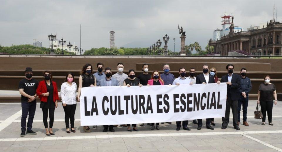 Diputados Federales, autoridades estatales y universitarias piden apoyar arte y cultura durante y después de la pandemia