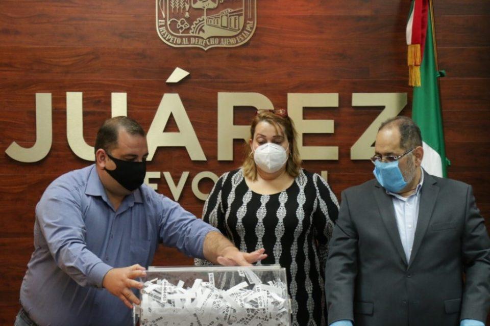 Lleva a cabo Juárez Sorteo Predial 2020