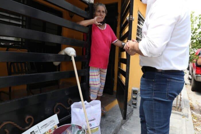 """Supervisa Alcalde """"Transformando Monterrey"""" en Colonia Industrial"""