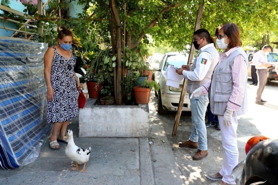 Deja Hanna daños por 368 MDP en Guadalupe