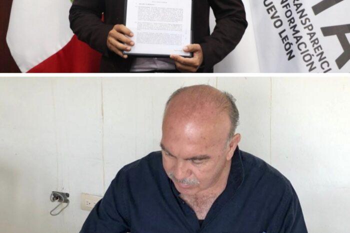 Acuerdan COTAI y municipio de Rayones trabajar en favor de la cultura de la transparencia