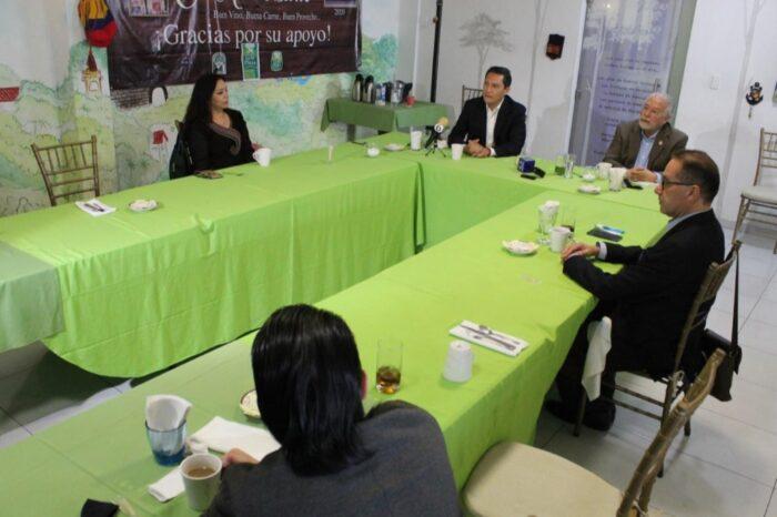 Analizan en mesa de trabajo futuro de Ciudad de Monterrey