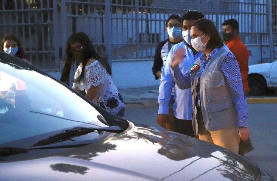 Crean empleo temporal para jóvenes de Guadalupe con función de autocinema