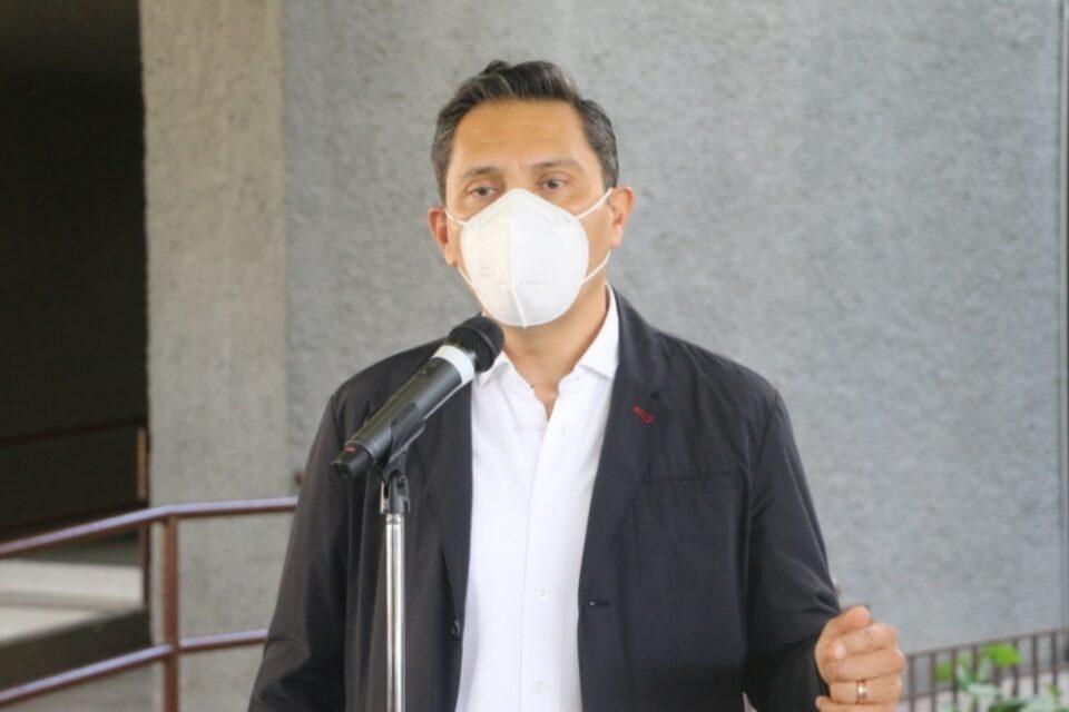 Solicita Juan Carlos Ruiz apoyo para MIPYMES