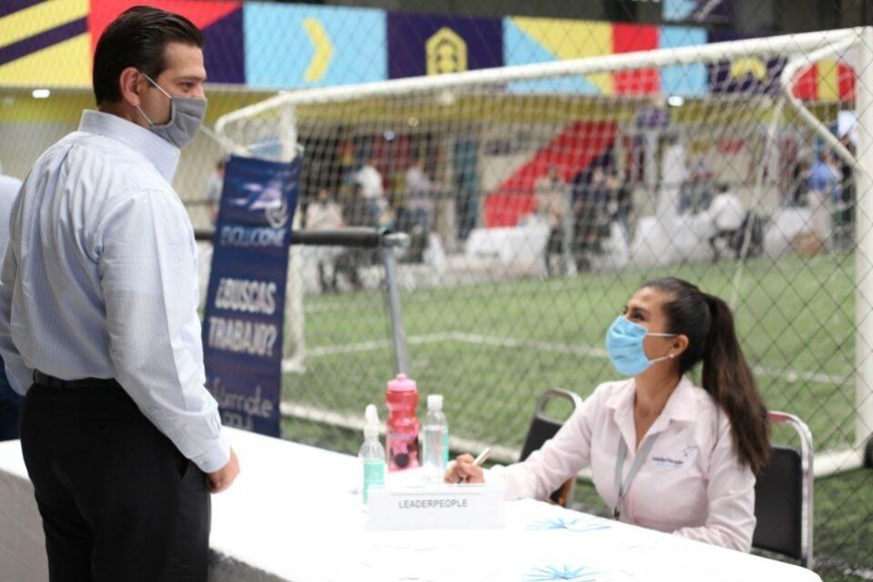 Ofrece Cienfuegos Feria de Empleo a profesionistas