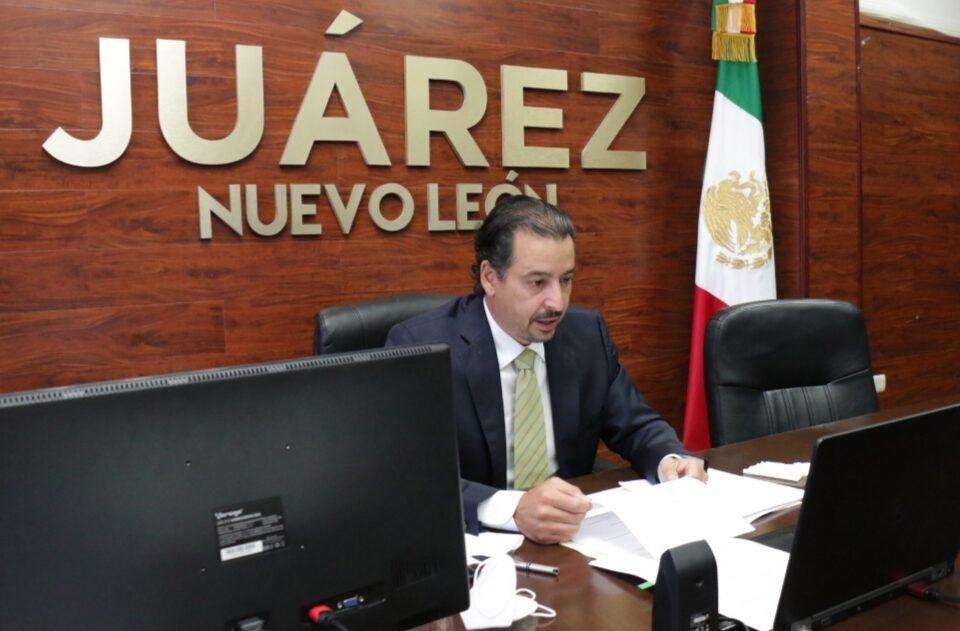Rinde Alcalde de Juárez Everardo Benavides Villarreal Segundo Informe de Gobierno