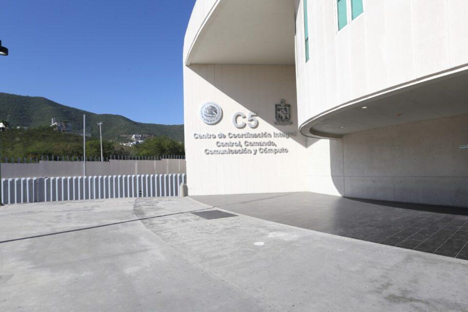 Recibe C5 de Nuevo León certificación internacional CALEA