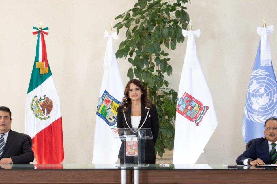 Anuncia Clara Luz en Segundo Informe inversión por 2 mil millones; destaca innovación y transformación de Escobedo