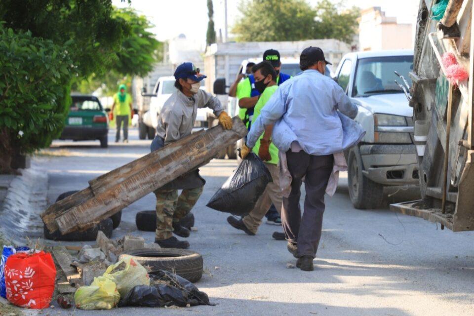 Avanza Gobierno de Guadalupe con fumigación y descacharrización en colonias