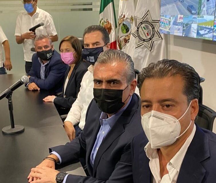 Buscan Alcaldes de la zona metropolitana replicar el Sistema de Seguridad e Inteligencia de Monterrey