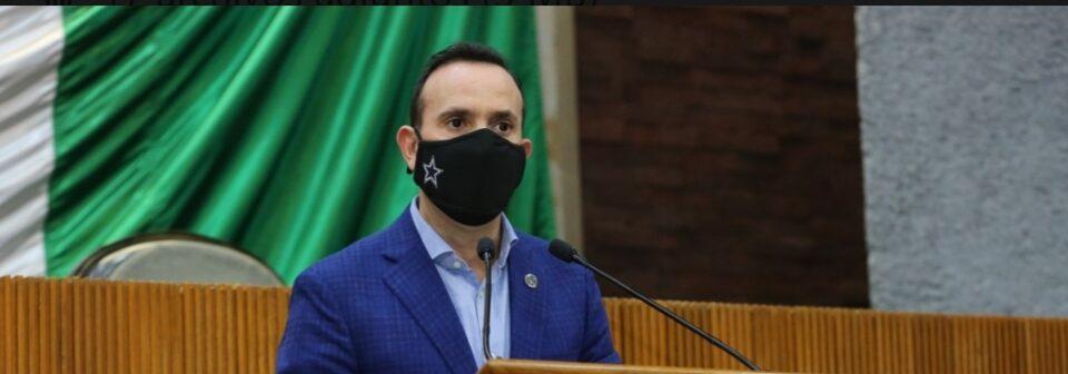 Apoya Congreso a Bomberos de Nuevo León, donará dos millones de pesos