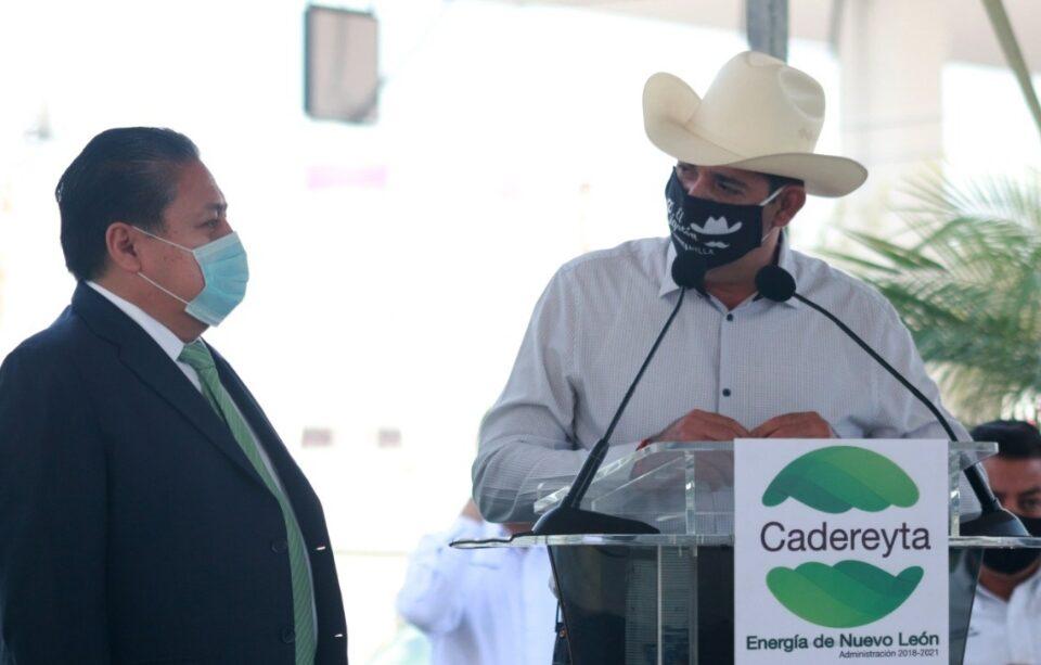 """GOBIERNO MUNICIPAL DE CADEREYTA JIMÉNEZ PONE EN FUNCIONAMIENTO LA PLATAFORMA DIGITAL """"GUARDEEAN BEE"""""""