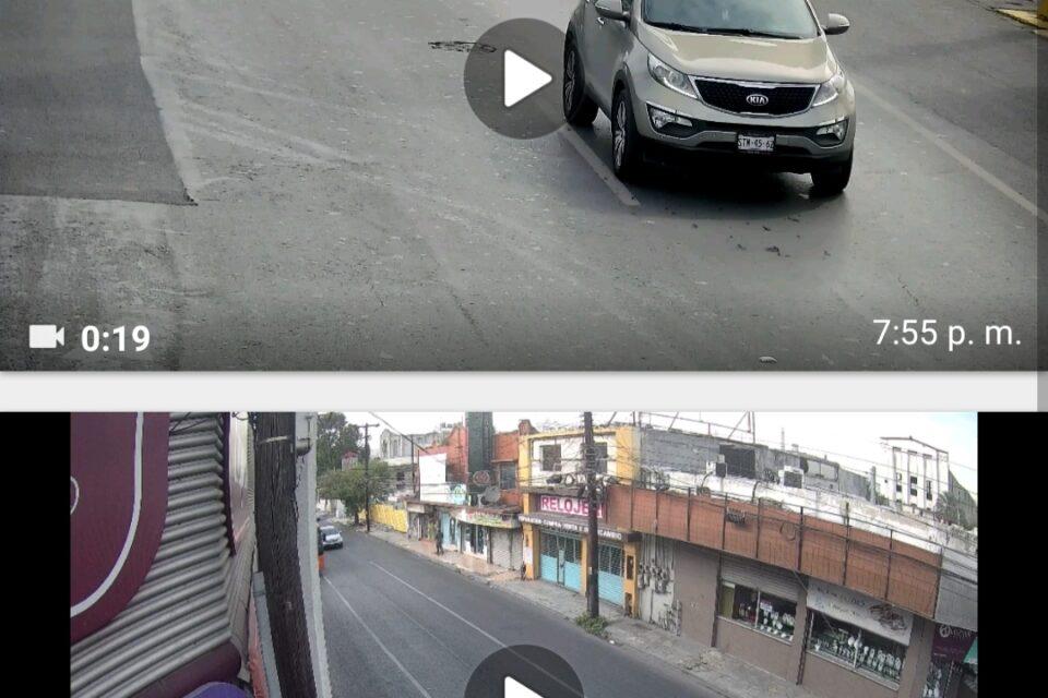 Detienen a dos presuntos homicidas gracias a las cámaras de Monterrey