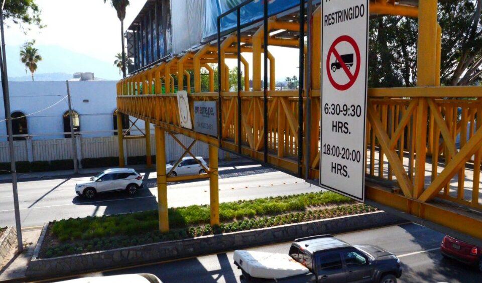 Construirán IP puentes peatonales para Monterrey