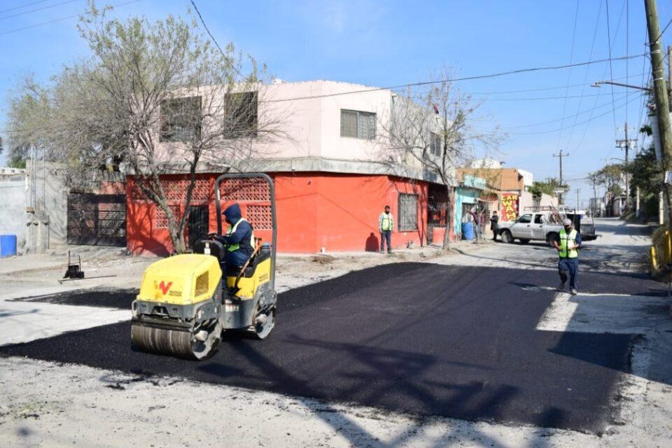 Intensifica Juárez trabajos de bacheo en puntos estratégicos de la ciudad