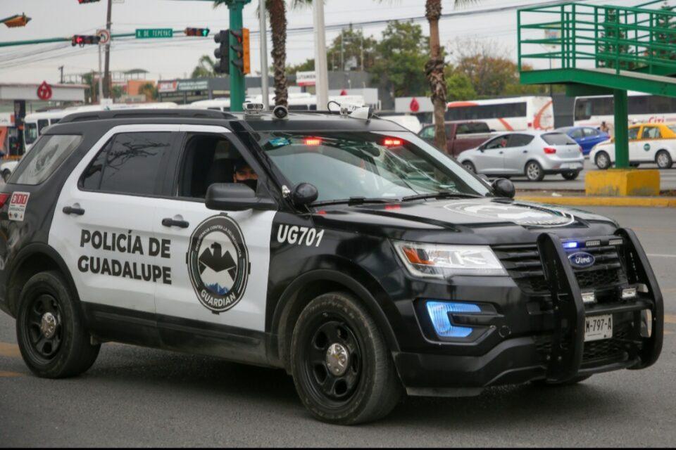 Es Guadalupe séptimo lugar en homicidios en área metropolitana durante 2020