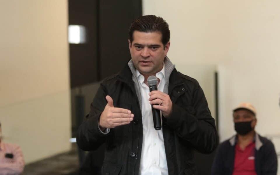 Se reúne Paco Cienfuegos con comerciantes en busca de soluciones para la recuperación económica sin descuidar la salud de las familias