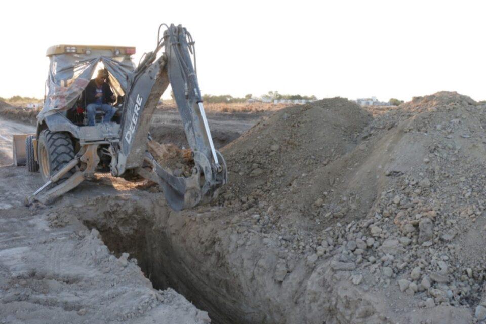 Arranca Juárez construcción de nuevo drenaje sanitario en colonia Colinas de la Morena