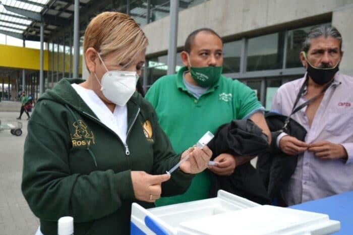 Intensifica Monterrey campaña de vacunación contra la influenza estacional