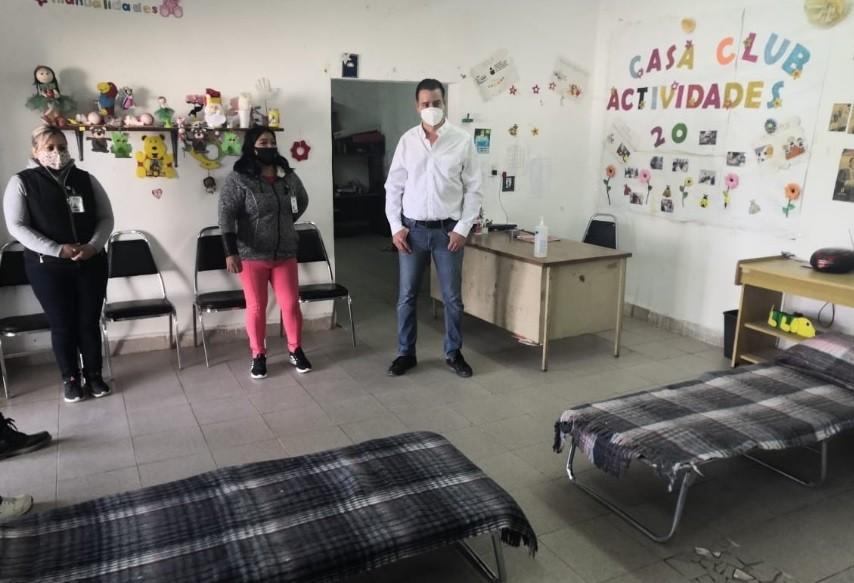 Instala Gobierno Municipal de Juárez 5 albergues para resguardar familias vulnerables