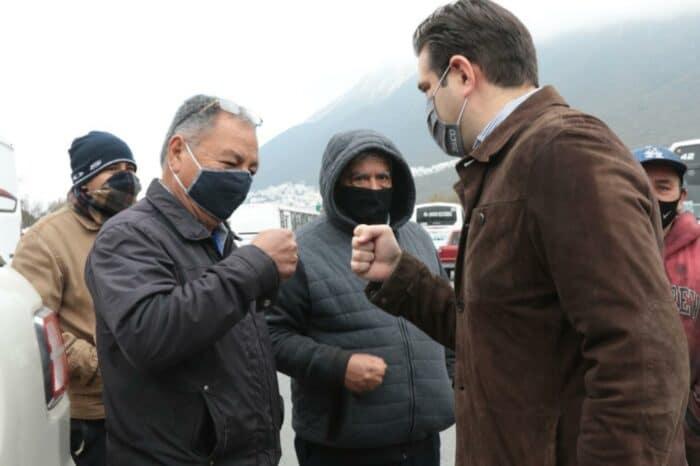 Pide Paco Cienfuegos a autoridades no tomar a la ligera por desabasto de gas natural y electricidad