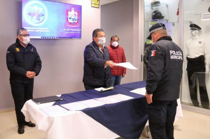 CAPACITAN A POLICÍAS DE ESCOBEDO EN CIBERSEGURIDAD