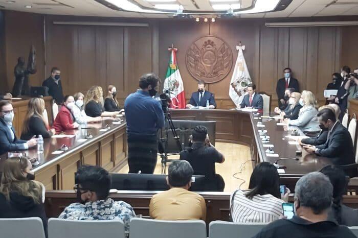 Aprueban separación definitiva de la Alcaldía a Adrián de la Garza