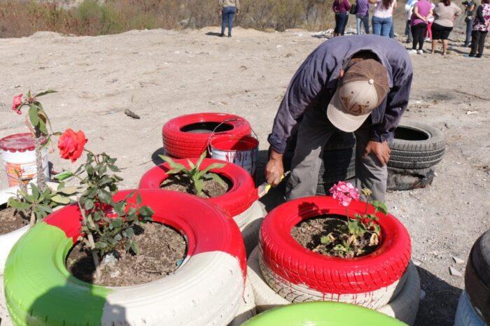 Busca Juárez regenerar espacios contaminados y anuncia tiradero de basura oficial