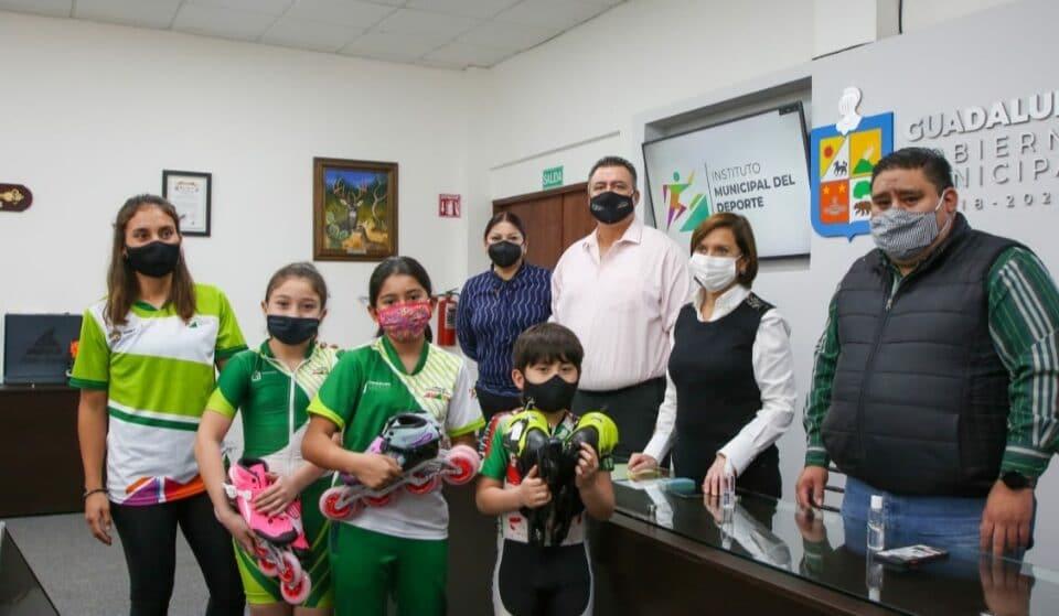 ENTREGAN EN GUADALUPE PREMIOS DEL SISTEMA ESTATAL DE COMPETENCIAS