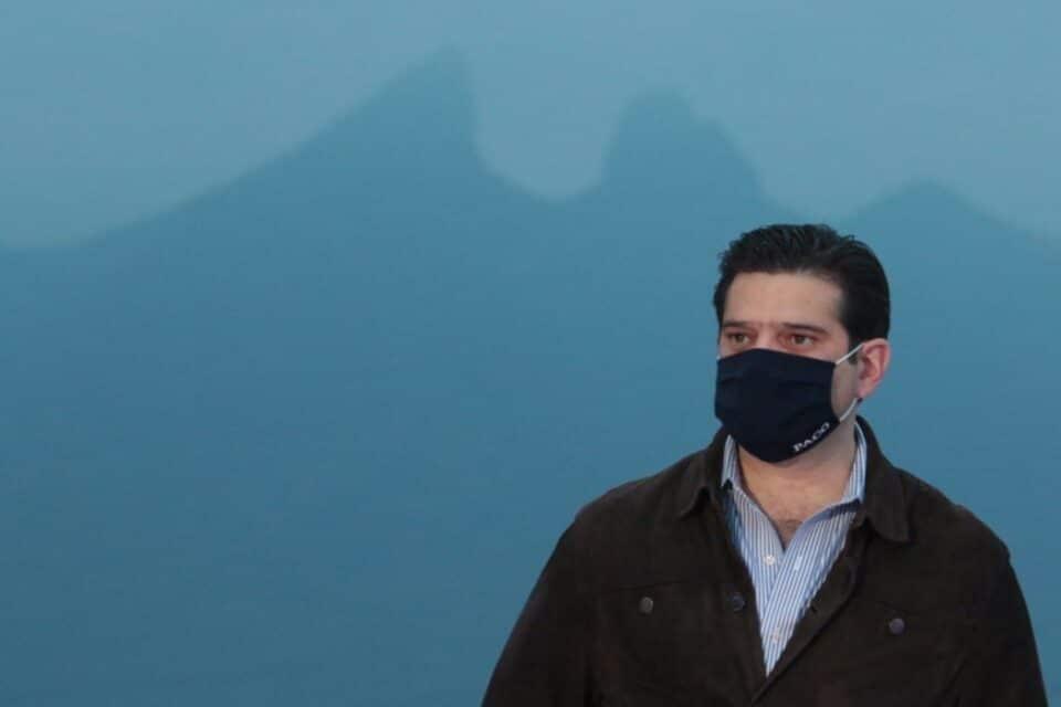 Exhorta Paco Cienfuegos a no descuidar la calidad del aire en el Área Metropolitana de Monterrey