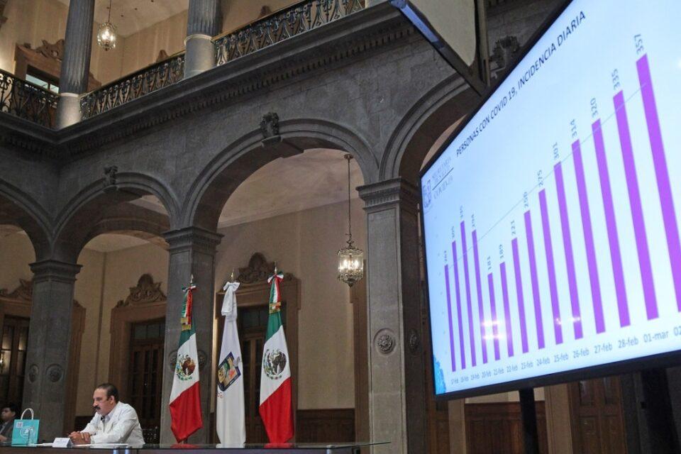 Propone Nuevo León a la Federación estrategia de vacunación