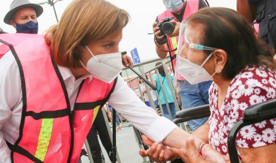 Aplica Guadalupe en primera etapa  88,763 vacunas contra COVID-19 a adultos mayores