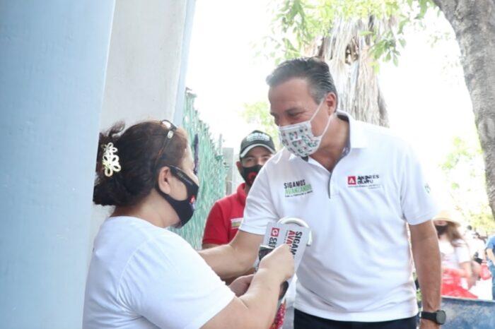 IMPULSARÁN GABY GOVEA Y ANDRÉS CANTÚ RED DE CICLOVÍAS