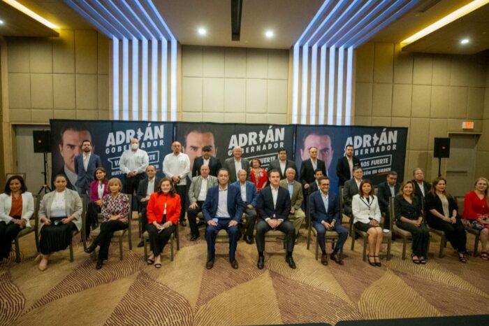 Proyecta Adrián educación de calidad e inversiones millonarias en el sector