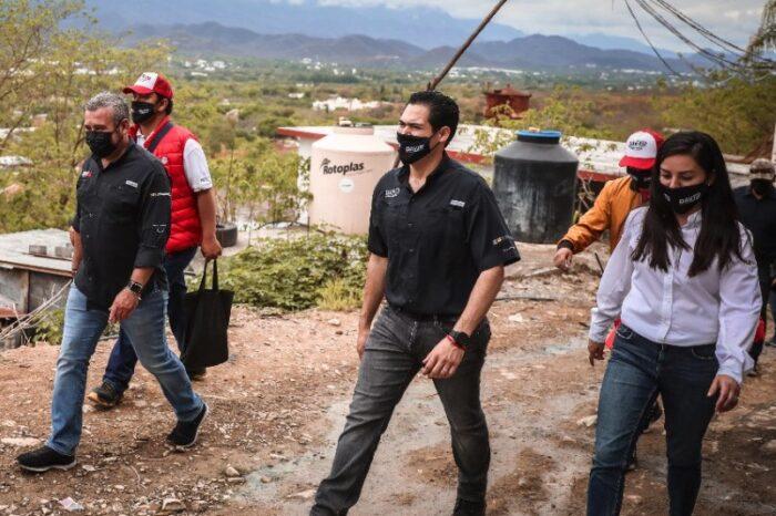 Anuncian David y Javier proyectos para reactivar la economía en Santiago.