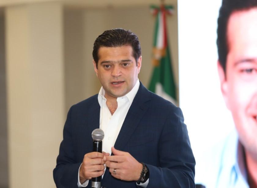 Destaca Paco Cienfuegos proyectos de Desarrollo Urbano  ante Coparmex y ciudadanía