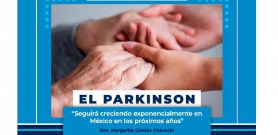 El Parkinson seguirá creciendo exponencialmente en México en los próximos años