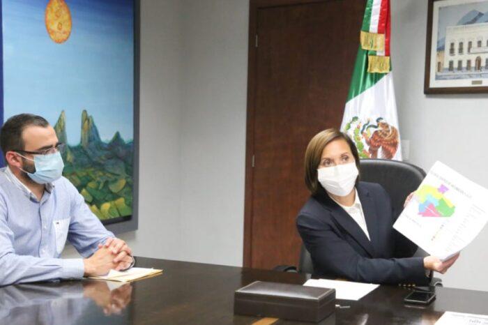 PIDE GUADALUPE A GOBIERNO FEDERAL DEFINIR FECHAS DE PARA VACUNACIÓN CONTRA COVID-19