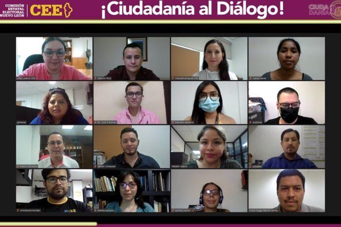 Dialogan sobre participación ciudadana y comunidades indígenas