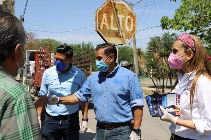 Brindará Alfonso Robledo escrituras para familias de Guadalupe