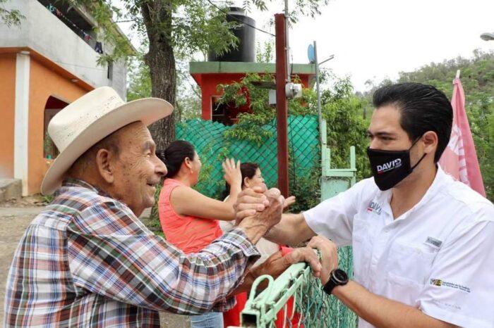 Mantendrá David de la Peña buen manejo de finanzas y confianza de la gente con el Sistema Municipal Anticorrupción