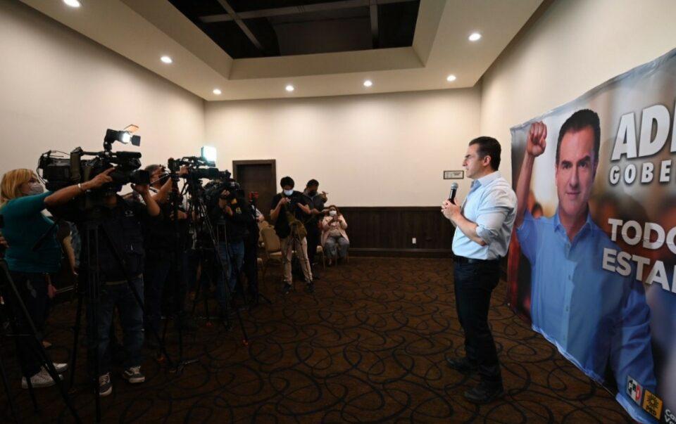 México en riesgo de ingobernabilidad: Adrián