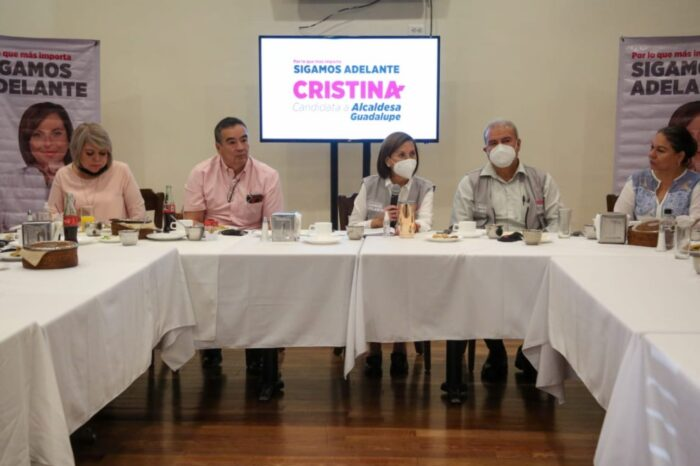 REFRENDA CRISTINA COMPROMISO POR LA DEFENSA DE LOS DERECHOS DE NNA
